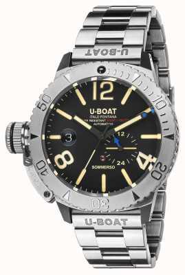 U-Boat Sommerso 不锈钢手链 9007/A/MT