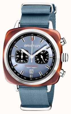 Briston | clubmaster运动|醋酸盐|冰蓝色| 20142.SA.TS.25.NIB