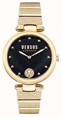 Versus Versace Versus los feliz 镀金钢表 VSP1G0621