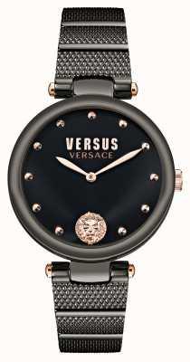 Versus Versace Versus los feliz 镀黑腕表 VSP1G0721