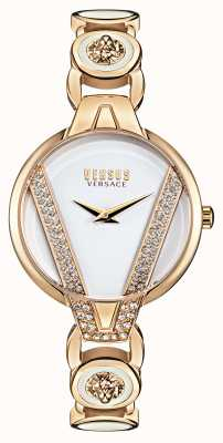 Versus Versace |圣日耳曼娇小|水晶套装|金手链| VSP1J0221