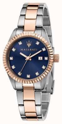 Maserati 女士竞争双音手表 R8853100507