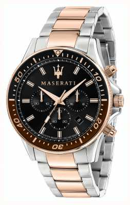 Maserati Sfida gents双音手链 R8873640009
