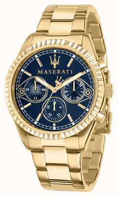 Maserati Competizione gents gold-gold手表 R8853100026