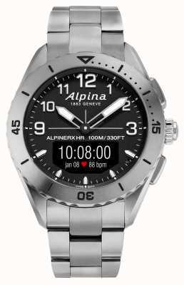 Alpina | alpinerx 活着 |钛智能手表| AL-284LBBW5TAQ1B