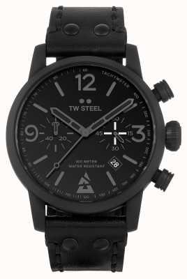 TW Steel Blast 特别版手表黑色单色 MS99