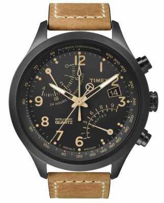 Timex Iq t系列飞返计时码表 T2N700
